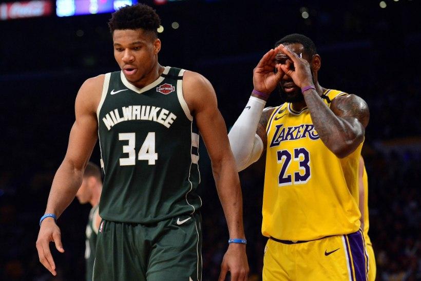 NBA superstaar sattus häkkerite ohvriks: tema nime alt mõnitati nii mehe koduklubi kui Kobe Bryantit