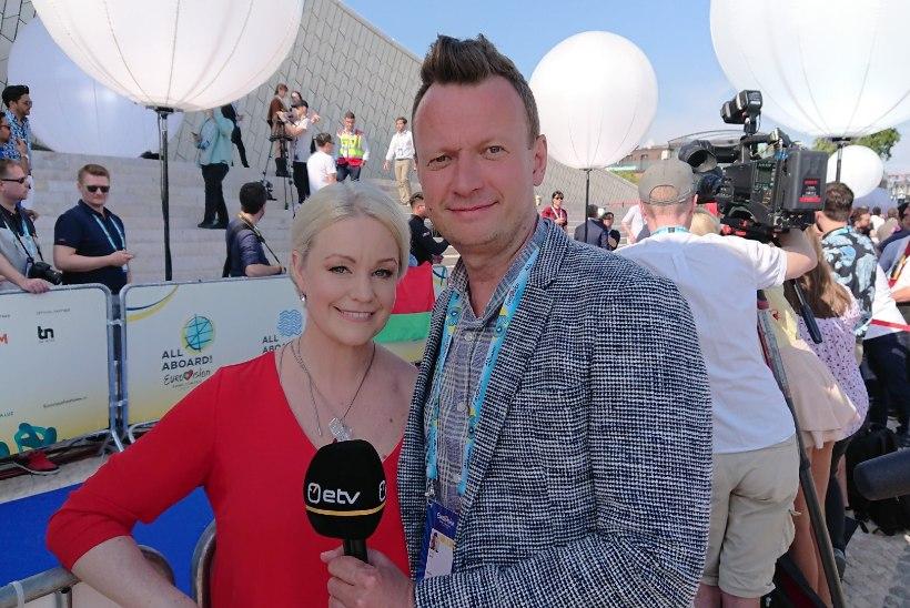 """Karmel Killandi: """"Eurovisioniga on seotud minu elu kolm olulist meest."""""""
