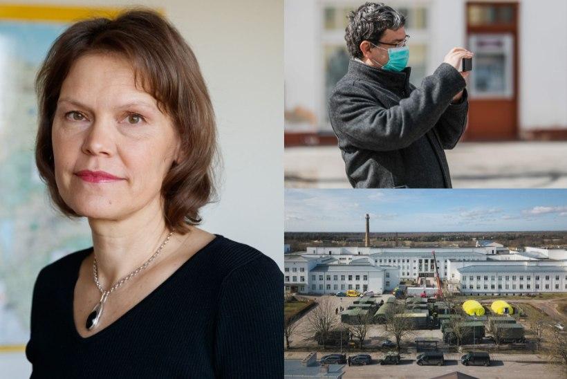 Terviseameti peadirektor: Saaremaa arstide pöördumist tuleb võtta väga tõsiselt.