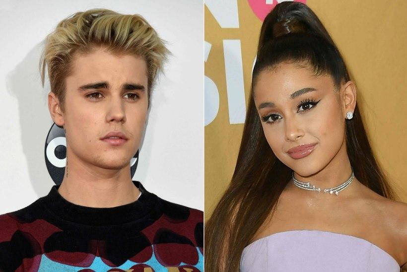 VIDEO Ariana Grande ja Justin Bieber avaldasid pandeemiahümni