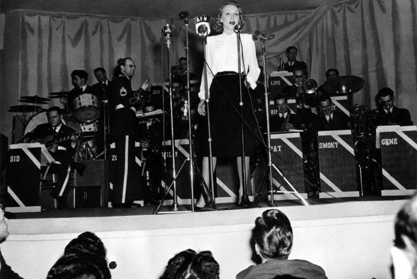 """Toomas Lunge: """"Kõige suurem II ilmasõjas osaleja ja sõja võitja on laul """"Lili Marleen""""."""""""