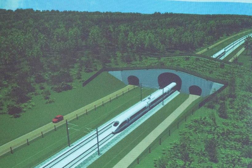 Nädala tipud | Rail Balticu tulevik on tume?
