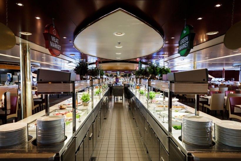 VIIRUS TAPAB KA BUFFET'? Kas sina julgeksid praegu Rootsi lauas endale süüa võtta?