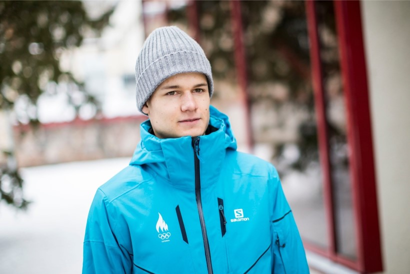 Eesti parim meeskiiruisutaja liitub Hollandi profitiimiga