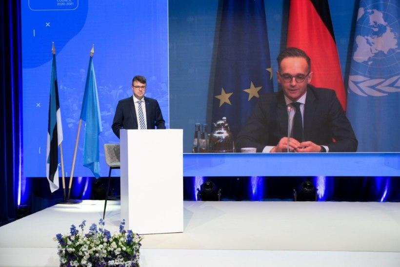 Reinsalu rahvusvahelisest kohtumisest: üritus tõkestas Venemaa katseid kasutada 9. maid ajaloo moonutamiseks
