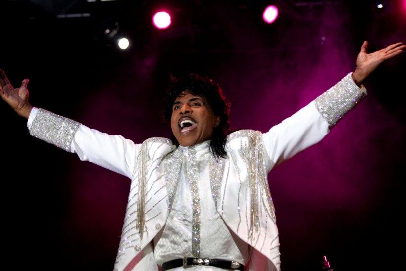 Suri muusik Little Richard