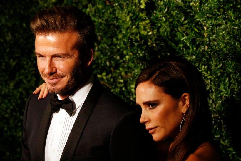 Beckhamid kavatsevad ehitada salajase põgenemistunneli