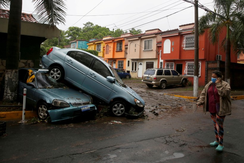 TORMIHOOAEG ALGAS: Amanda külvas Salvadoris surma