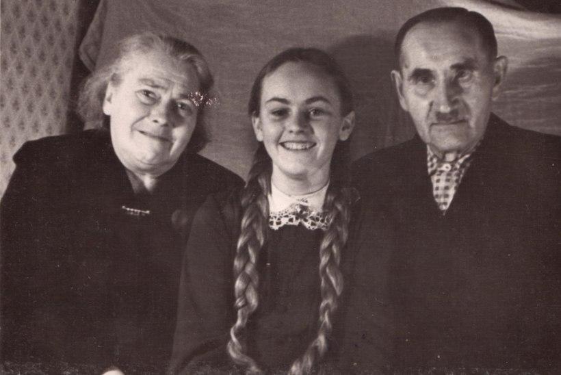 """Liina Tennosaar isa Kalmerist: """"Ta oli sarmikas, härrasmehelik, oskas olla. Raha oli tal ehk veidi rohkem kui teistel, sattus vahel välismaalegi."""""""