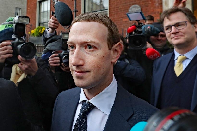 MÄSS? Facebooki töötajad pole rahul Zuckerbergi leplikkusega Trumpi suhtes