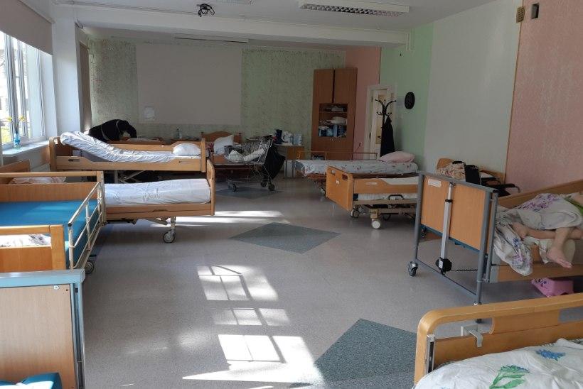 KESET KOROONAPUHANGUT: Saaremaa viirusest räsitud hooldekodus sai töö tehtud tänu vabatahtlikele ja vankumatule kohusetundele