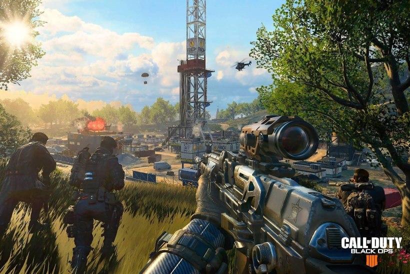 """""""WARZONE'I"""" VARAJANE SURM? Tänavune """"Call of Duty"""" plaanib tagasi tuua """"Blackouti"""""""