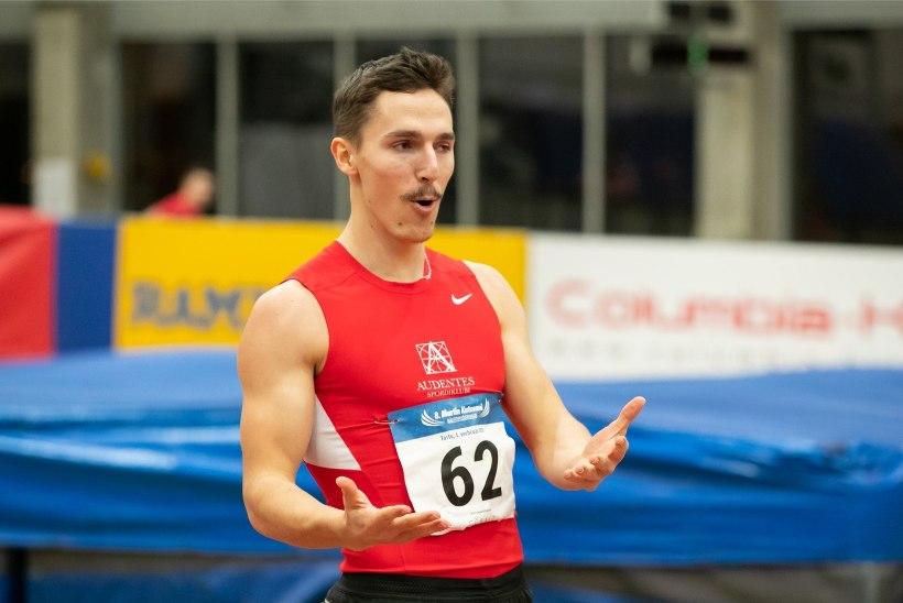 Karl Erik Nazarov: sprindis on paratamatult mustanahalistel sportlastel kiirust ja plahvatuslikkust rohkem
