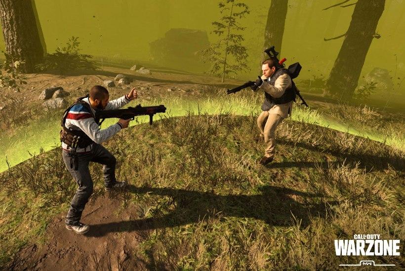 """Mängijad soovivad just seda """"Apex Legendsi"""" elementi näha ka """"Call of Duty: Warzone'is"""""""
