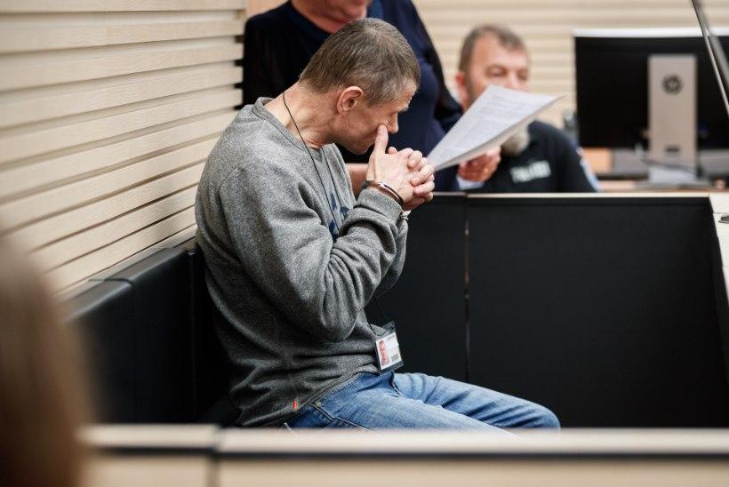 TRELLIDE TAHA: onu Saša ahvatles väikseid Tallinna tüdrukuid raha, alkoholi ja amfetamiiniga