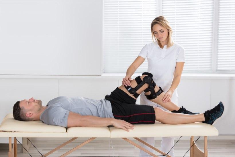 Füsioteraapia olgu patsiendile paremini kättesaadav