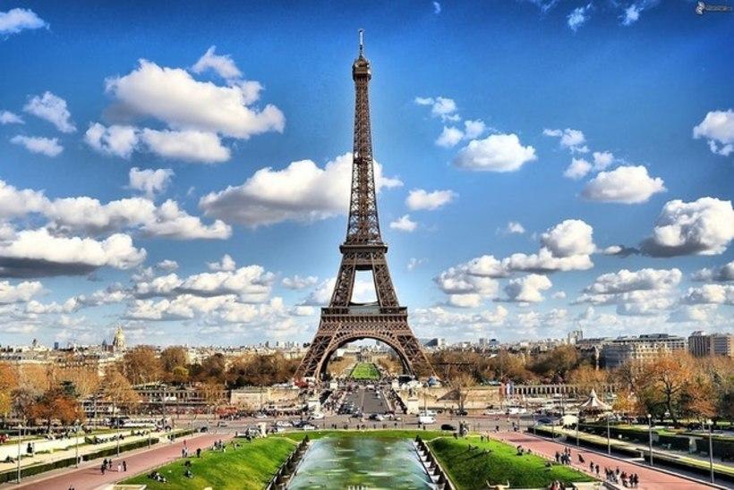 Eiffeli torni pääseb nüüdsest vaid trepist
