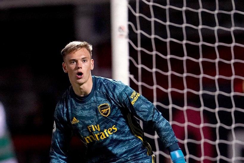 Arsenali väravavaht Karl Jakob Hein ootab koondisekutset: kellel poleks see unistuseks