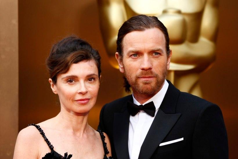 Ewan McGregor lahutas 22 aastat kestnud abielu