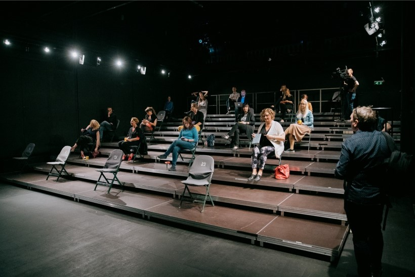GALERII | NUKU teater kannab uuest hooajast Eesti Noorsooteatri nime