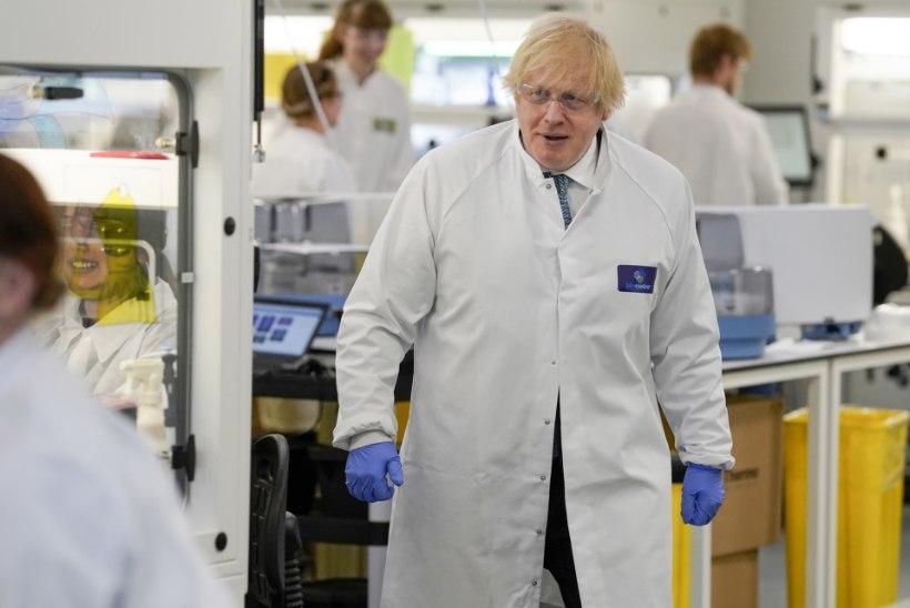Briti tabloid: Boris Johnson on maailma ebapopulaarseim riigipea
