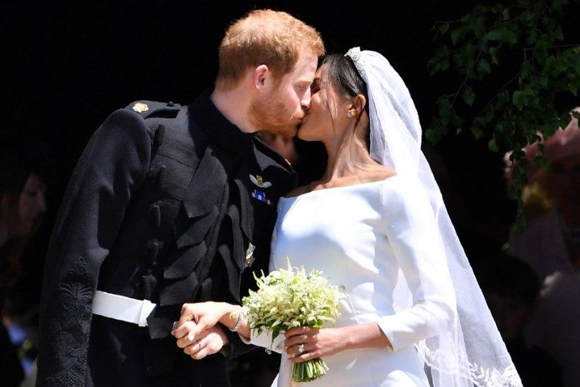 Prints Harry ja Meghan rääkisid Megxitist juba enne pulmi