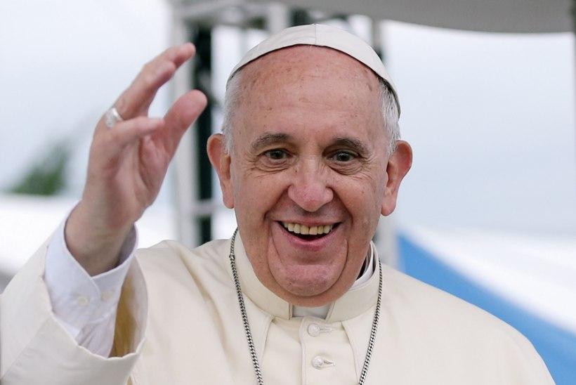Franciscus sai paavstiks õnnetu armastuse tõttu