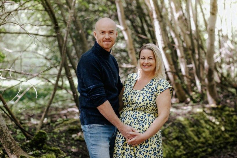 Blogijapaar Marimell saab perelisa: poeg Hedon arvas ultrahelipilte vaadates, et see on tema