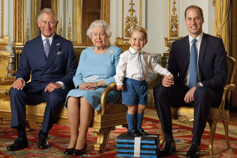 Nõnda vormitakse prints George'ist tulevast kuningat!