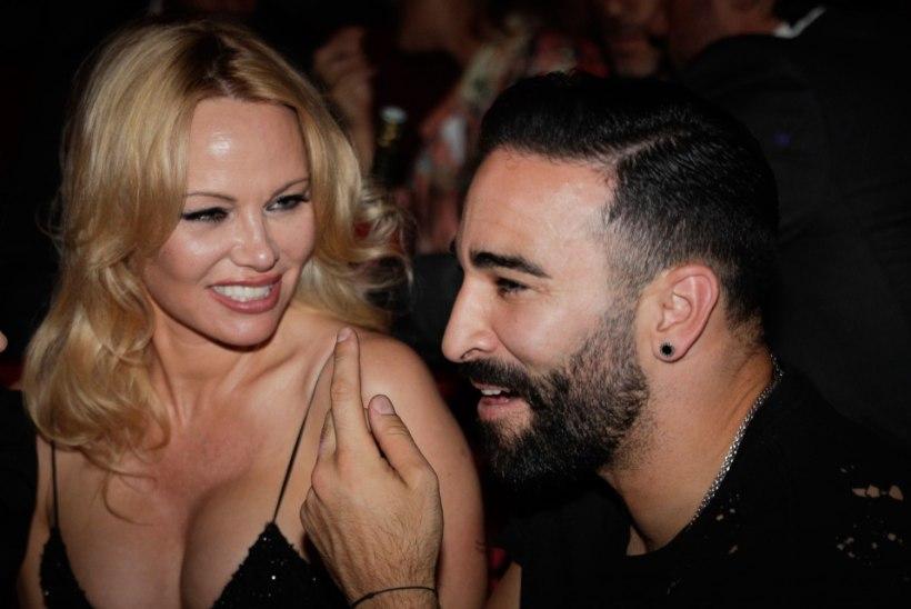 Pamela Andersoni jalgpallurist ekspeika magusad mälestused: seksisime 12 korda päevas