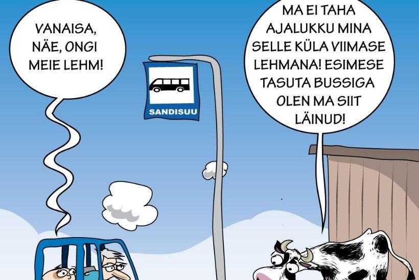 Juhtkiri | Millises Eestis me tahame elada?