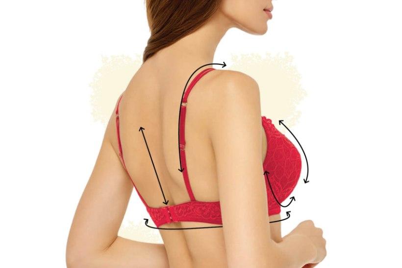 3 sammu ideaalselt istuva rinnahoidja leidmiseks