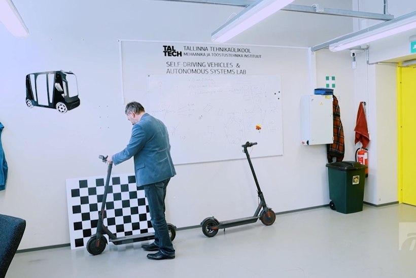ÕL VIDEO | AINA TARGEMAKS: milliseid uusi oskusi õpivad isejuhtivad sõidukid?