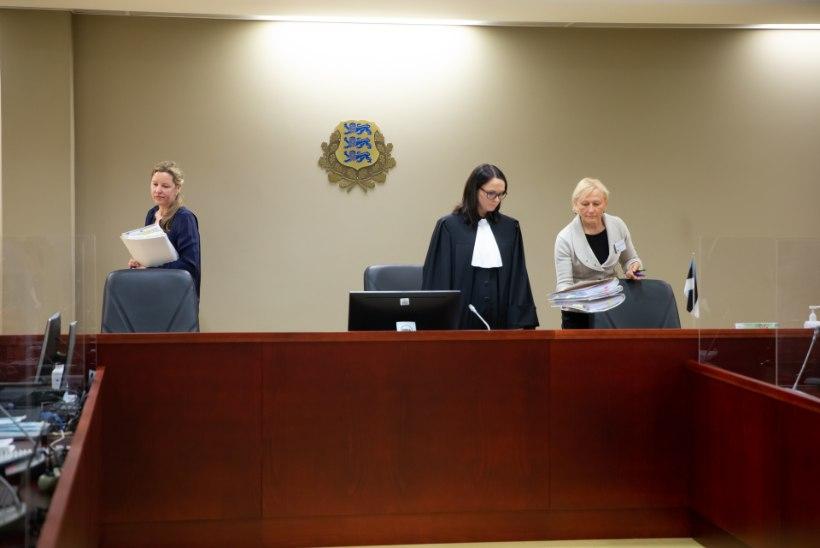 Vaidlused jätkuvad: Lemberi osalusega protsessil jäi kohtunik taandamata