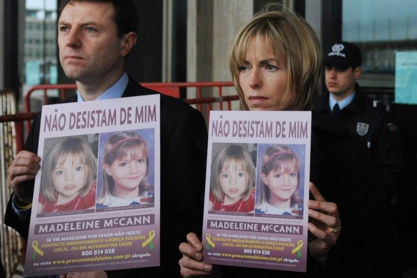 Kas McCannidel on viimaks lootust saada teada tõde kadunud tütre Madeleine'i kohta?