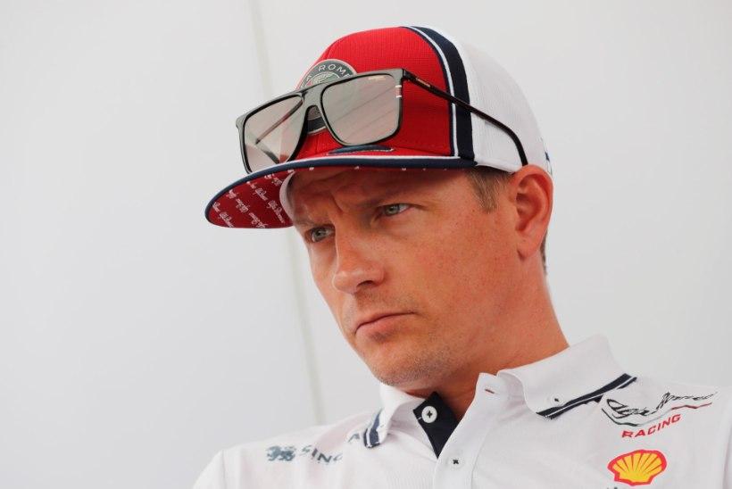 Endine vormel-1 piloot: Kimi Räikkönen pidanuks ammu lõpetama