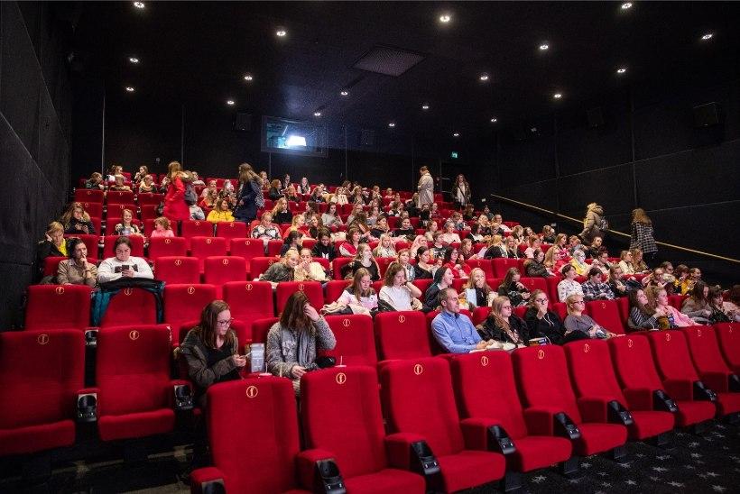 2 + 2 reegel on kõikjal Eestis kinokülastajate arvule löögi andnud ning Solarise keskuse kino saatus on sootuks teadmata
