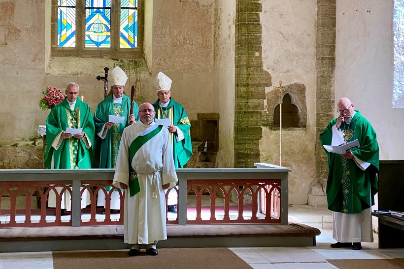 FOTOD | Igor Gräzin ordineeriti diakoniks