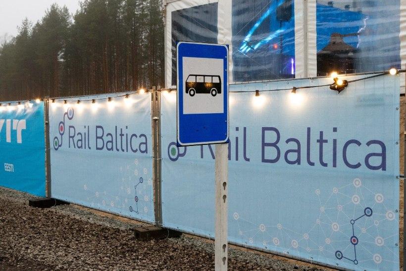 KAS RAIL BALTICA TASUB ÄRA? Euroopa Kontrollikoda: kaubavedude rööbastele saamiseks tuleks kehtestada teemaksud