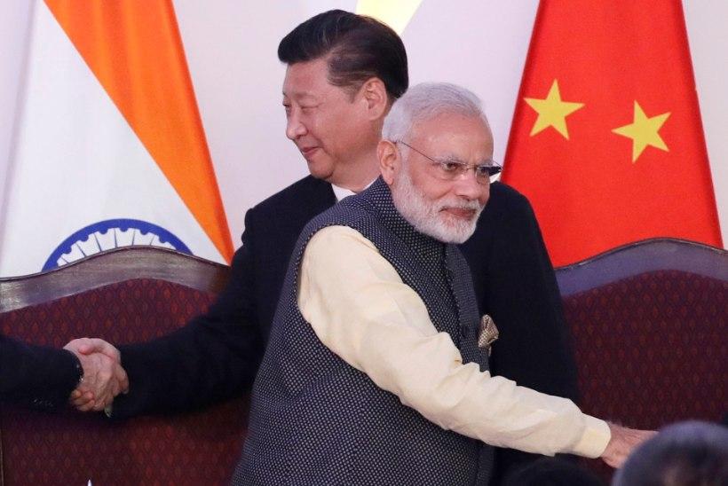 KISUB VERISEKS: India väidab, et kokkupõrkes hiinlastega hukkus 20 nende sõdurit