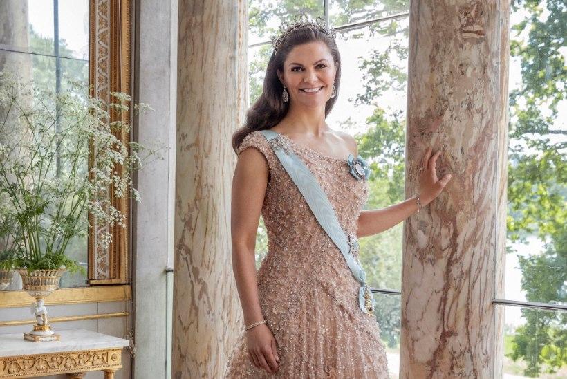 ÜLIM ELEGANTS: kroonprintsess Victoriast avaldati vapustavad portreed