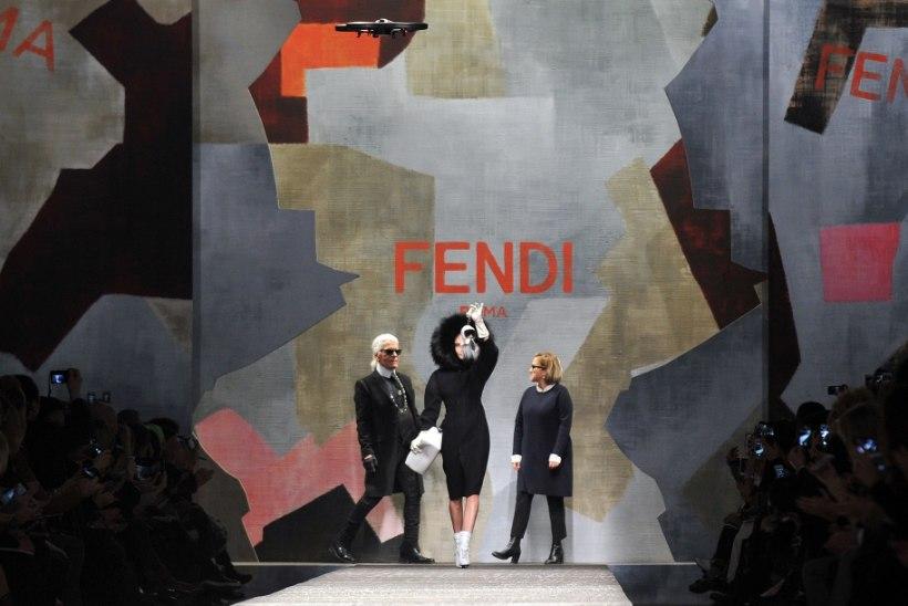Kes on Karl Lagerfeldi jälgedesse astunud Silvia Fendi?