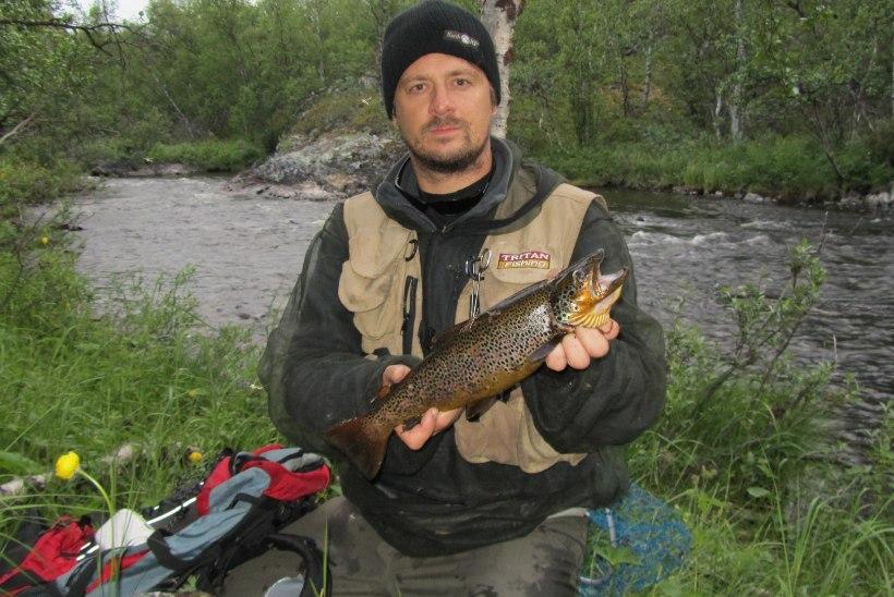 """Tanel Ingi: """"Kalastushaigus käibki lainetena. Mul kestab praegu rahulik staadium."""""""