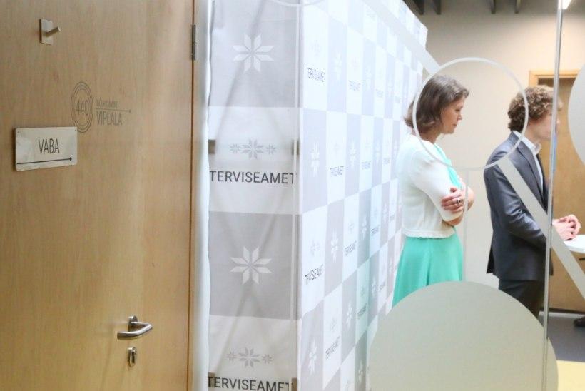 VIDEO   Kiik terviseameti juhi Jürilo välja vahetamisest: muudatus on vajalik töörahuks