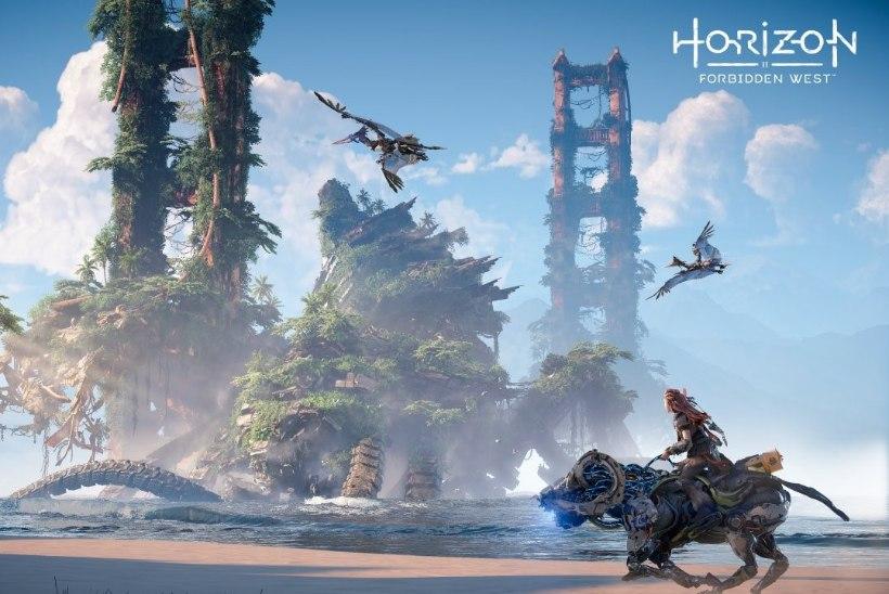 """JUBA ÜSNA PEA! PlayStation 5 mäng """"Horizon: Forbidden West"""" ilmub 2021. aastal"""