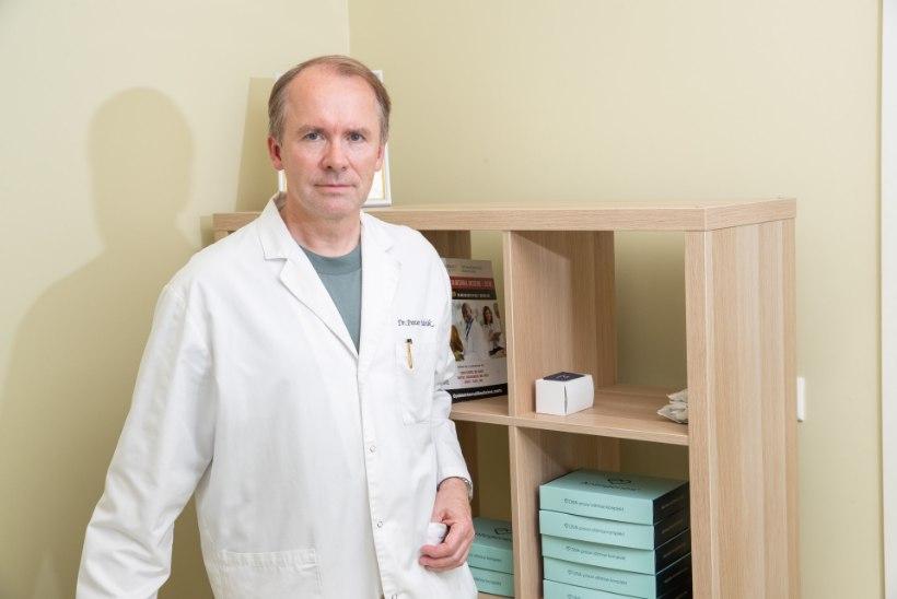 ONKOLOOG PEETER PADRIK:kui inimene teeb elus kõik õigesti, võib kasvaja ikkagi tulla