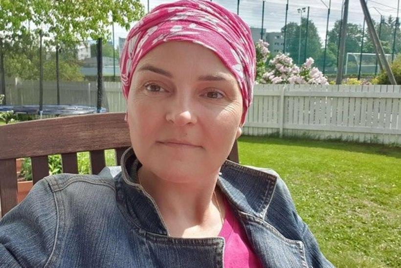 """Vähiravifond toetab agressiivse rinnavähiga naist: """"Võitlen ja mul on, mille nimel võidelda."""""""