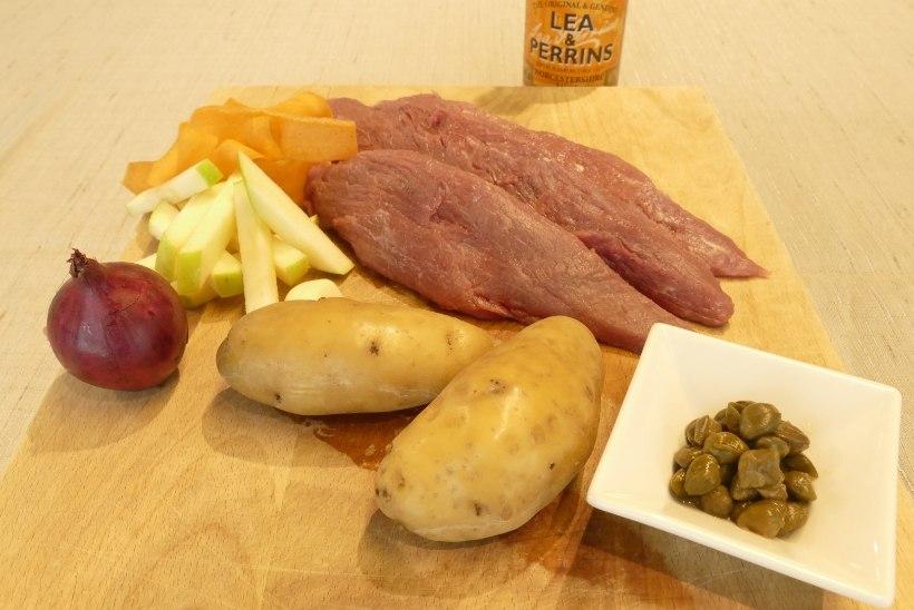 PRIIT TOOMITSA MEISTRIKLASS | Täna sööme veist: grillitud veise petit filet aedviljadega
