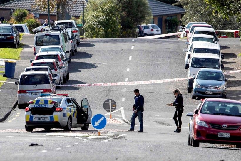 JUHTUB KA KAUGEMAL: Uus-Meremaal lasti maha politseinik