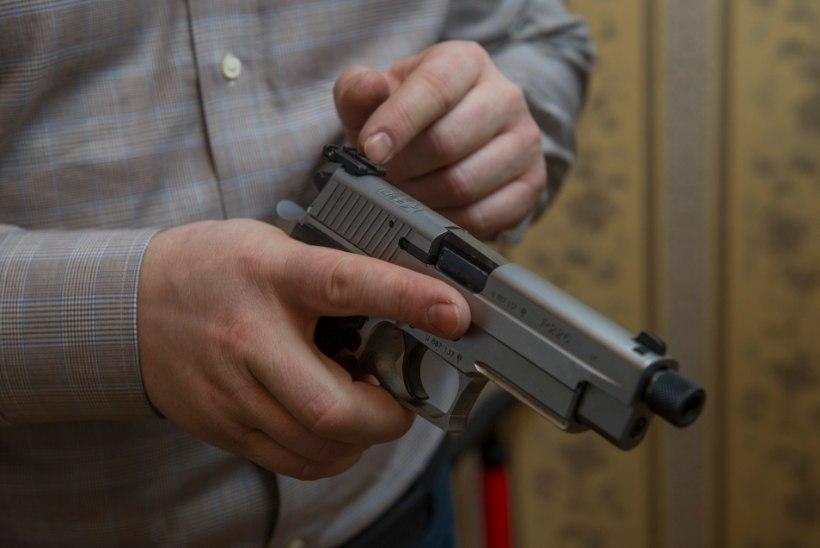 Eesti arstide liidu juht relvalubadest: ohtlikkuse hindamise eest peab vastutama politsei
